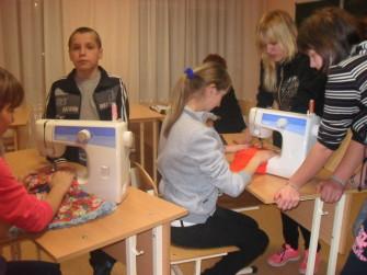 Школа доброты для юных мастериц