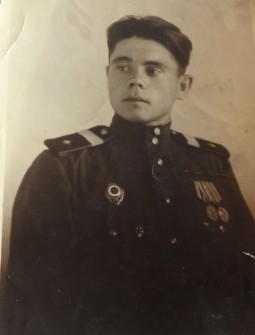 Баранов Николай Александрович 1946 год