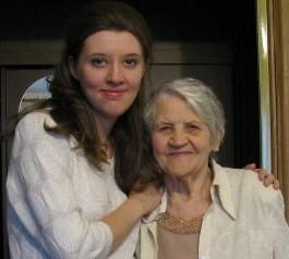 Я и бабушка
