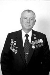 Почетный гражданин города Гуково Константин Никитович Лазченко