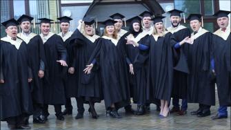"Выпускники центра ""Президент"" – программы MBA 2016 года."