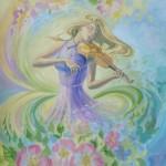 Весенняя мелодия Быкадорова Алина 15лет